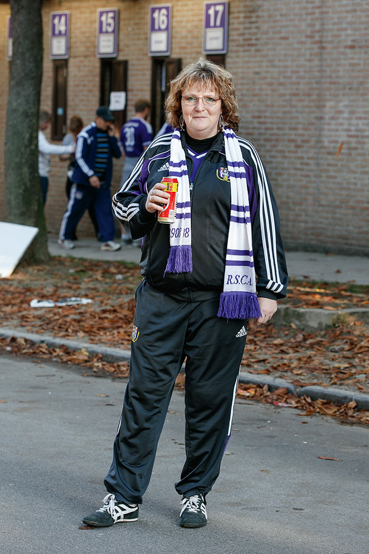 Veronique, RSC Anderlecht